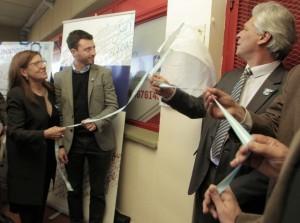 Unirio TV inauguró su transmisión oficial por la TDA de Arsat