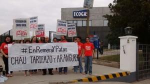 Tarifazo: Tras la protesta del MST frente a Ecogas, se viene una nueva marcha de vecinos autoconvocados