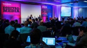 Edición 2016 de la Conferencia Digital Media LATAM en Buenos Aires
