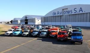 FAdeA conmemoró el 64° aniversario de la fabricación del Rastrojero