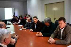 Córdoba y Santa Fe avanzan en un Plan Director de la Cuenca Río Carcarañá