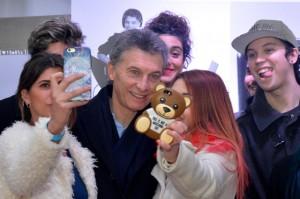 """Al inaugurar Tecnópolis, Macri pidió que sea """"un lugar de encuentro de los argentinos"""""""