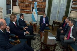 Ante Macri y Schiaretti, Renault-Nissan ratificó inversión por USD 800M en Córdoba