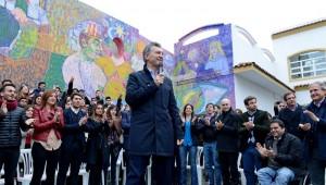 """Al inaugurar """"Casa del Futuro"""", Macri  reconoció que el desempleo «afecta el doble» a algunas franjas de la juventud"""