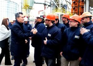 """""""La frase 'la tuya está' no corre más"""", afirmó Macri sobre la corrupción en la obra pública"""