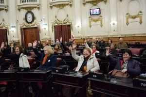 """Se puso en marcha el programa """"Legislatura a lo Grande"""", destinado a Centros de Jubilados"""