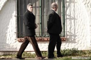 """Rafecas comprobó los vínculos previos entre José López, el obispo Di Monte y las """"monjas"""" del convento"""
