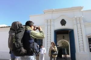 """Observan un turismo muy """"gasolero"""" en el fin de semana largo"""