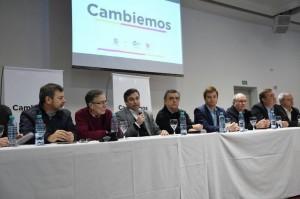 Al lanzar mesa política con miras al 2017 y 2019, Cambiemos demandó a Schiaretti mayor federalismo (recursos)