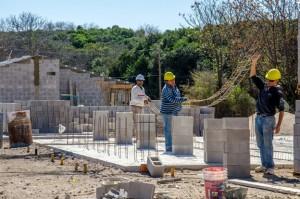 Construcción registró una baja de 19,6% en junio