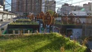 Con rechazo opositor por obligatoriedad, oficialismo aprobó ordenanza de techos verdes