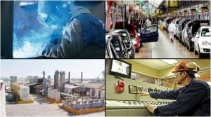 Según el Indec, la actividad industrial cayó un 6,4%. Para FIEL, 8,2%
