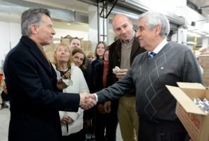 """Para Macri, la inflación en 2017 estará """"por debajo del 20 por ciento"""""""