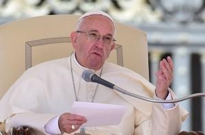 """Corrupción: """"A la Madre Patria no se la puede vender"""", dijo el Papa"""