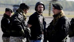 Extradición a la Argentina: Pérez Corradi aseguró que hablará ante el juez sobre Aníbal Fernández