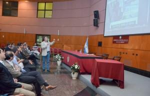 Consultor colombiano destacó claves para construir ciudades sustentables