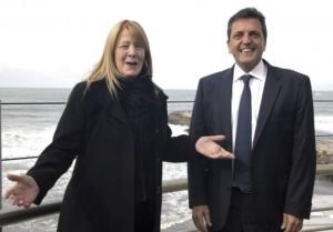 Stolbizer y Massa con visión política compatible sobre el gobierno, pero con pocas chances de un Frente electoral