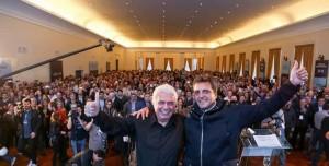 Cumbre opositora: El frente que encabezan Massa y De la Sota emitió un duro documento sobre el gobierno macrista