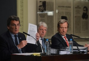 Gobierno dio a conocer documentos desclasificados que entregó EE.UU. sobre la dictadura