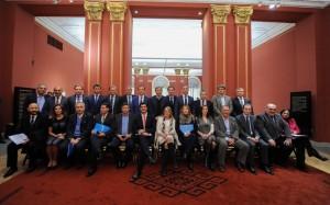 Coparticipación: Gobierno puso en marcha devolución del 15% y analiza iniciativa de Schiaretti