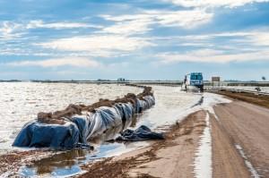 """Inundaciones: Parlamentario radical le reclamó a Schiaretti soluciones """"urgentes"""" para los afectados"""