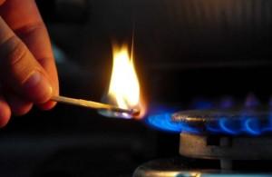 Gas-Hornalla