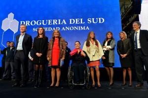 Macri citó a Perón y le envió mensaje a los gremios en el día que asumió la nueva conducción CGT