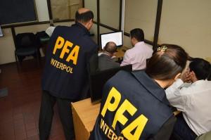 Interpol instruyó sobre el Sistema Mundial de Comunicación Policial Segura I–24/7