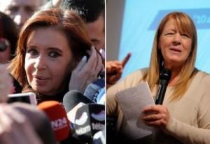 Denuncias cruzadas, tras la audiencia sin acuerdo de CFK y Stolbizer