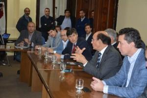 """Reforma Política: Con presentación de """"antedespacho"""", UPC busca celeridad en su aprobación"""