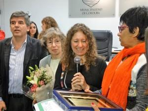 Reconocimiento del Concejo a la científica cordobesa Gabriela González