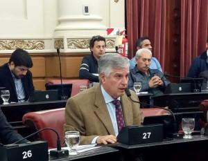 Fuerte replica schiarettista a los dichos de Peña por falta de reparto federal de fondos