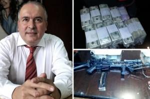 Fracasó el intento de identificar la procedencia de los dólares de José López