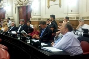 """El radical Nicolás devolvió """"pelota envenenada"""" que le tiraron desde UPC a los socios de Cambiemos"""