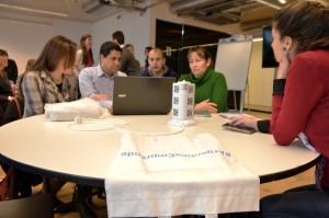 Capacitan a embajadores locales de 30 ciudades en políticas de apoyo a emprendedores