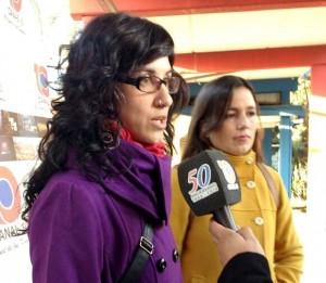 Legisladoras del Frente de Izquierda exigieron en Tucumán la libertad a Belén