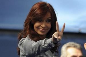 CFK cuestionó pedido de la UIF para inhibir sucesión de Néstor