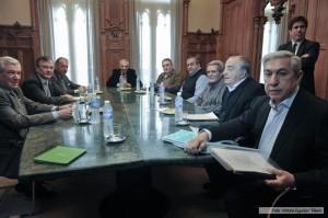 "En cumbre de la CGT y la UIA se habló de la ""caída del empleo"""