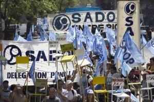 Docentes privados realizarán el martes una jornada de protesta en todo el país