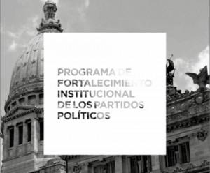 Partidos Políticos: A través de un programa de formación, promueven una nueva gobernanza democrática para el siglo XXI