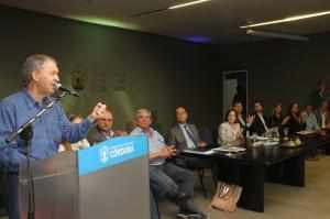 Schiaretti pidió a la Nación la inclusión del norte cordobés en el Plan Belgrano