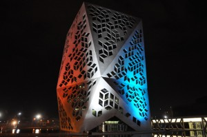 Pymes argentinas ofrecen iluminar Córdoba