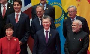 """Macri se expidió en favor de un sistema comercial """"abierto, inclusivo y fuerte"""""""