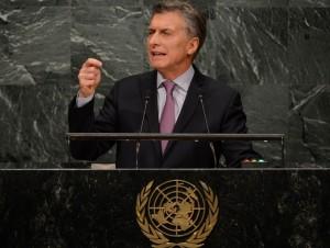 """Macri: """"Argentina eligió un camino y ya se están viendo los resultados"""""""