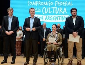 """Compromiso Federal/Cultura: Macri destacó que esta herramienta busca """"integrar y unir"""" al país"""