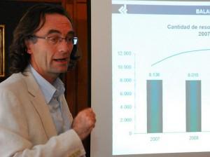 Fondos no coparticipados: Giordano afirmó que la solución de fondo vendrá cuando se firme con Anses