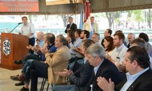 Expo Rural: Llaryora destacó el potencial del campo y abogó por una Argentina federal y productiva