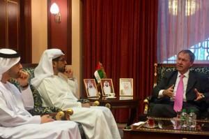 Schiaretti gestiona financiamiento en países del Golfo Pérsico al 4% para ejecutar dos acueductos