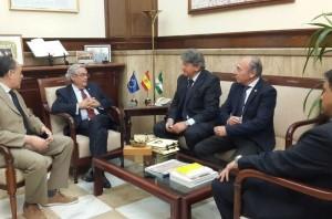 Cooperación: Comitiva cordobesa-riojana busca  avances científicos y tecnológicos en España