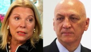 El Frente Progresistas rechazó las acusaciones de Carrió contra Bonfatti
